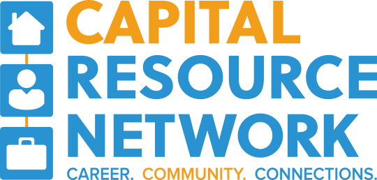 Capital Resource Network - Career. Community. Connections logo
