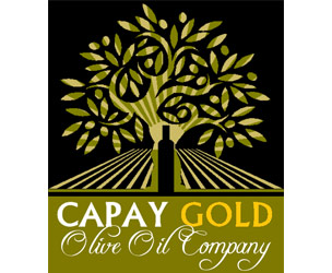 Capay Gold Olive Oil logo