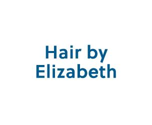 Hair by Elizabeth logo