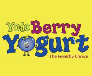 Yolo Berry Yogurt logo